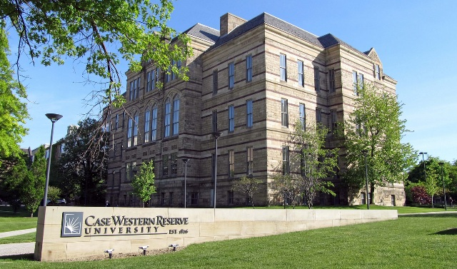Are case western reserve university join. happens