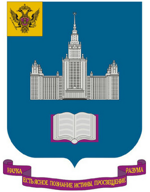 Moscow State University Logo