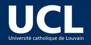 Université Catholique de Louvain Logo