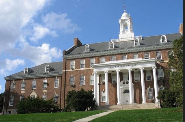 University of Maryland Ranking
