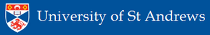 University St Andrews logo