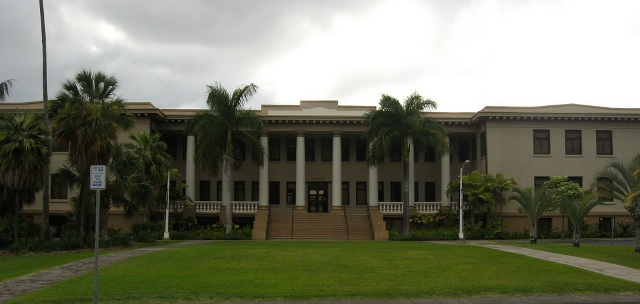 University of Hawaii ranking