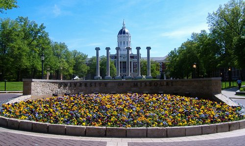 University of Missouri ranking