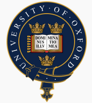 University of Oxford Seal