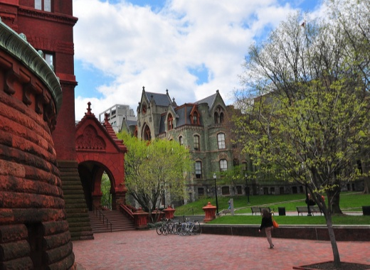 University of Pennsylvania Ranking